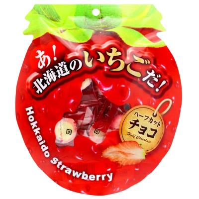 道南食品 草莓巧克力(65g)