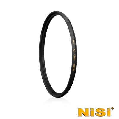 NISI WMC+ 46mm UV 超薄框多層鍍膜 UV鏡 雙面疏油防水
