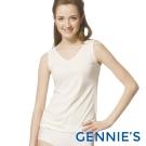 Gennies專櫃-010系列-舒適透氣無袖衛生衣-孕期/產後兼用(TK01)