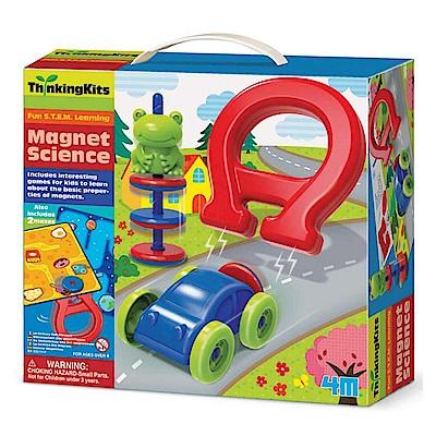 4M天才寶貝系列 - 趣味的磁力