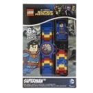 【 樂高積木 LEGO 】兒童手錶 - 超人