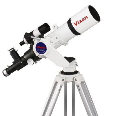Vixen-威克勝-PortaII-ED80Sf-經緯儀天文望遠鏡