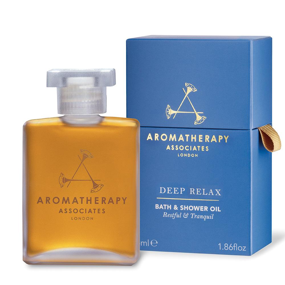 AA 晚間舒緩沐浴油  55ml (Aromatherapy Associates)