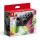 任天堂 Nintendo Switch Pro 控制器 漆彈大作戰2 配色款 product thumbnail 1