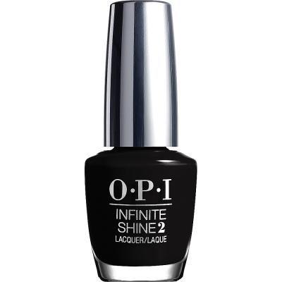OPI 如膠似漆閃耀系列.黑色魔力(ISL15)