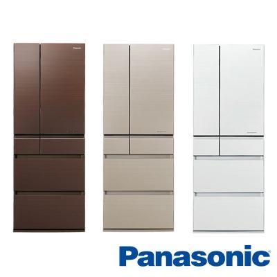 Panasonic國際牌 600公升 六門 變頻電冰箱 NR-F603HX 日本製