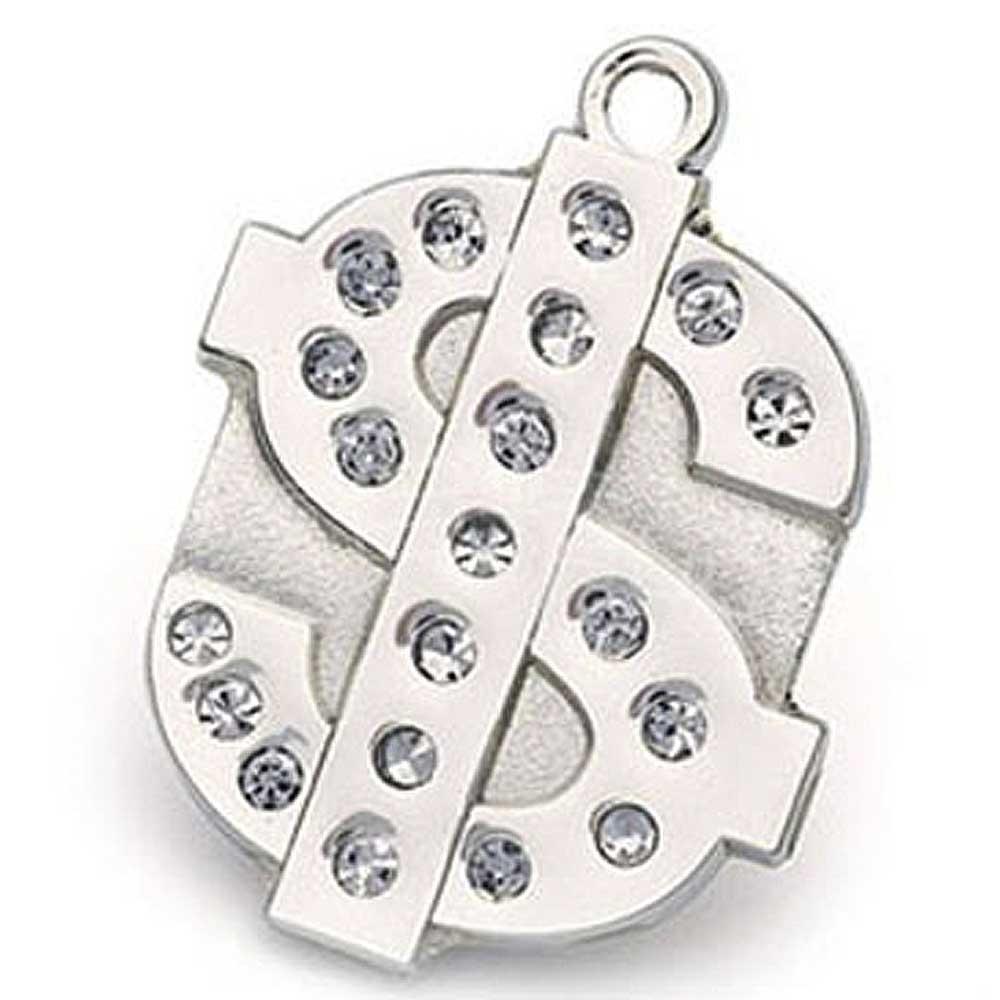 澳洲品牌Hamish McBeth - BlingBling水晶吊牌、銀色錢幣