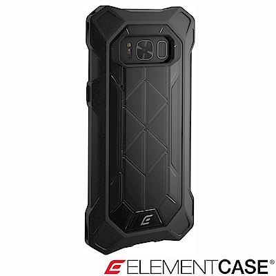 美國Element Case Samsung Galaxy S8 REV 防摔保護殼-黑