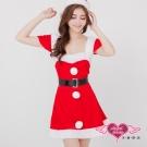 聖誕服 經典款耶誕角色服(紅F) AngelHoney天使霓裳