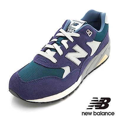 NEW BALANCE 580運動鞋男MRT580TU藍