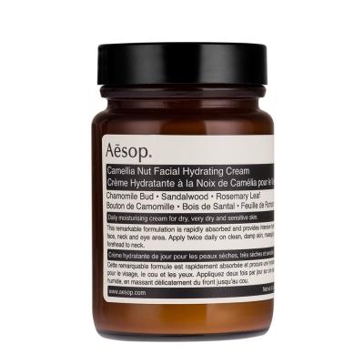 Aesop-山茶核仁滋潤面霜-120ml-限量加大
