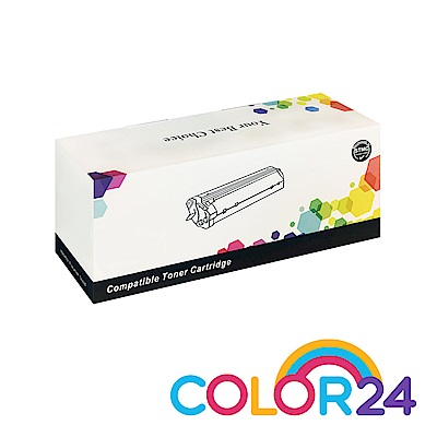 Color24 for HP 黑色 CF217A/17A 相容碳粉匣