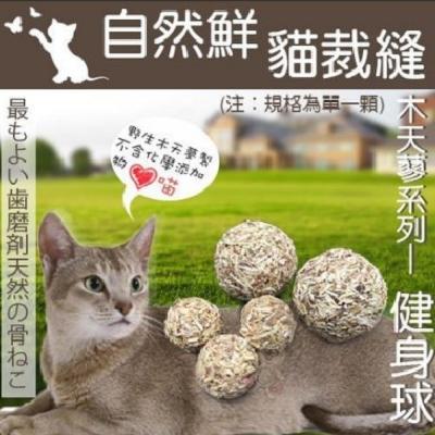 自然鮮-木天蓼系列健身球造型貓玩具 NF-012