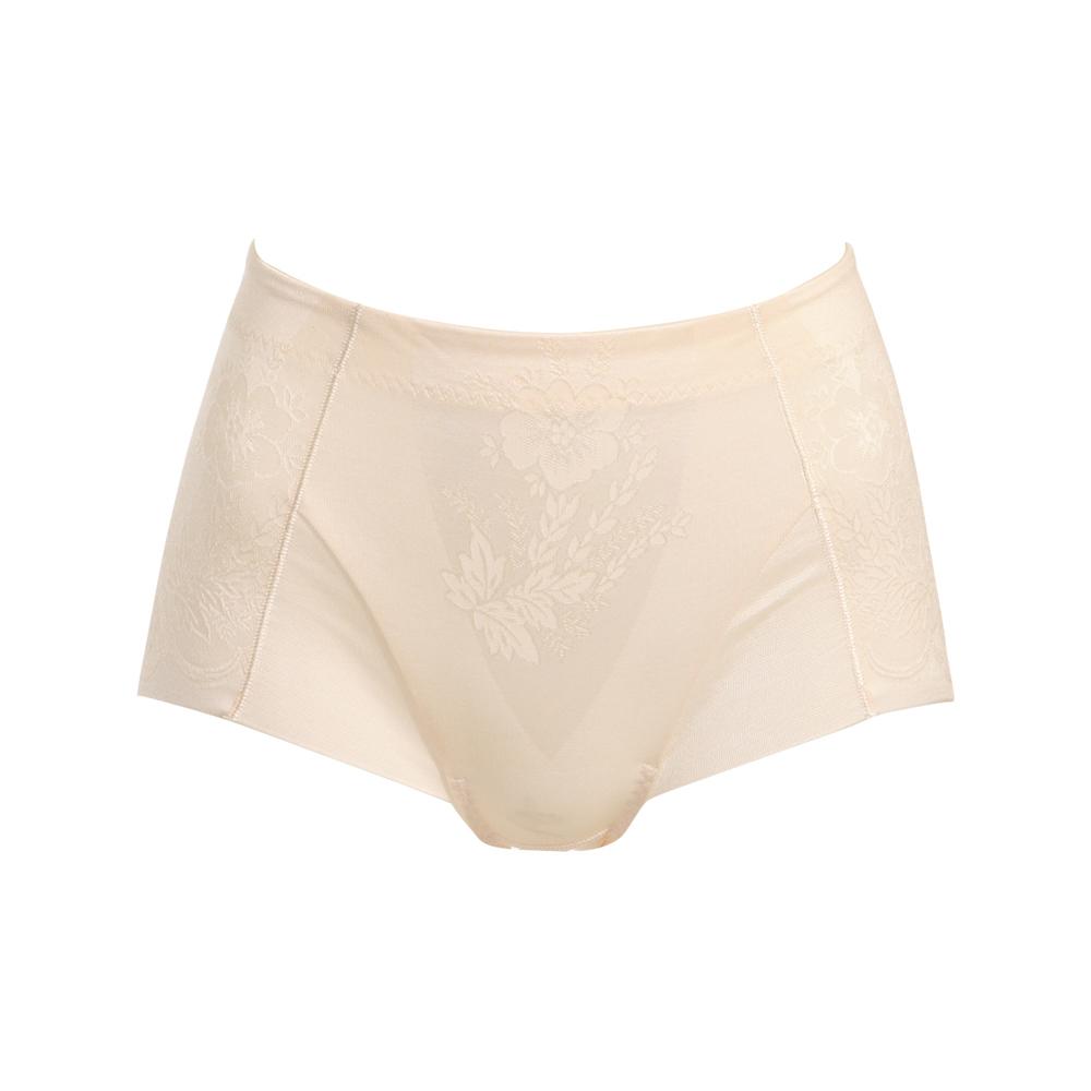華歌爾 BABY HIP 64-82低腰短管修飾褲(膚)