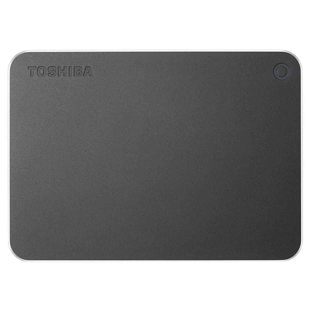 Toshiba 金耀碟P2 3TB 2.5吋USB3.0外接式硬碟(金剛黑)