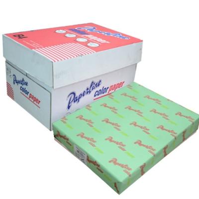 PAPERLINE 190 / 80P / B4 淺綠 彩色影印紙  (500張/包)
