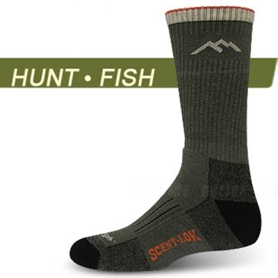 【DARN TOUGH 】VERMONT BOOT 美麗諾羊毛襪(2入)_森林綠