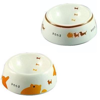 日本Marukan 陶瓷狗食碗盆- S (DC-196/DC-198)