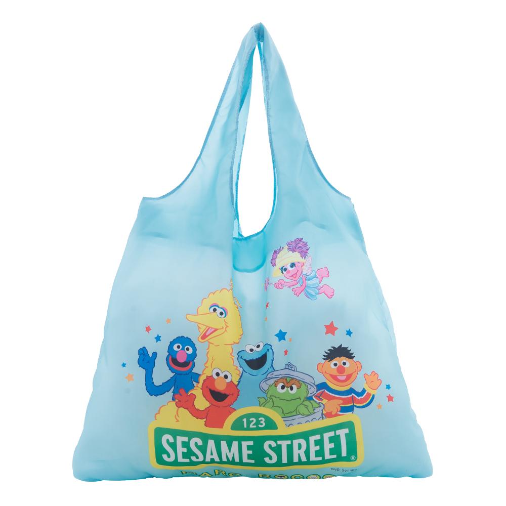 MARC ROCOOX芝麻街聯名款-芝麻街聯名購物袋