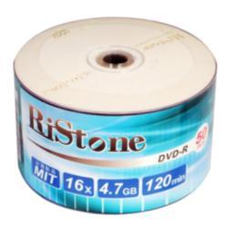 RiStone 日本版 DVD-R 16X  裸裝 (300片)