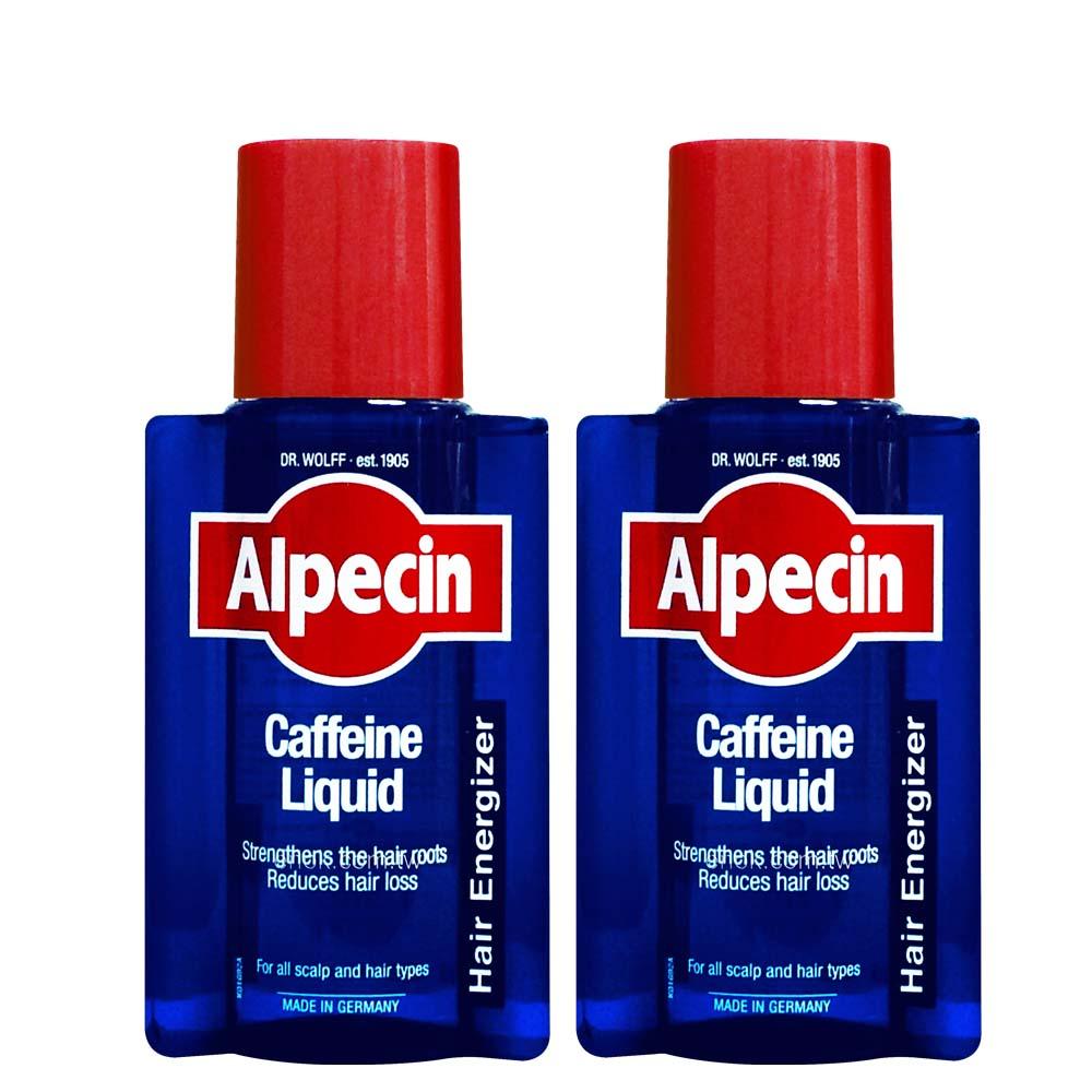 Alpecin 咖啡因頭髮液200mlx2