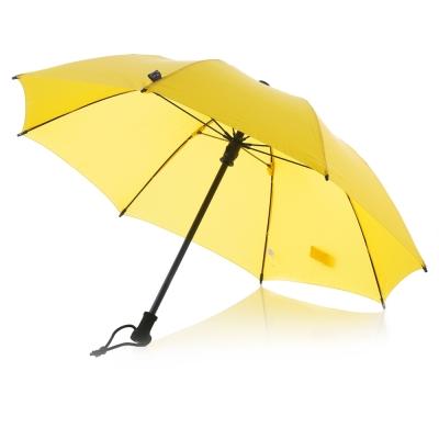 德國 EuroSCHIRM 強韌型堅固雨傘!!! 戶外抗UV風暴傘(含指北針)黃
