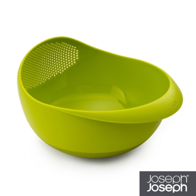 Joseph Joseph 浸泡洗滌兩用濾籃(小綠)