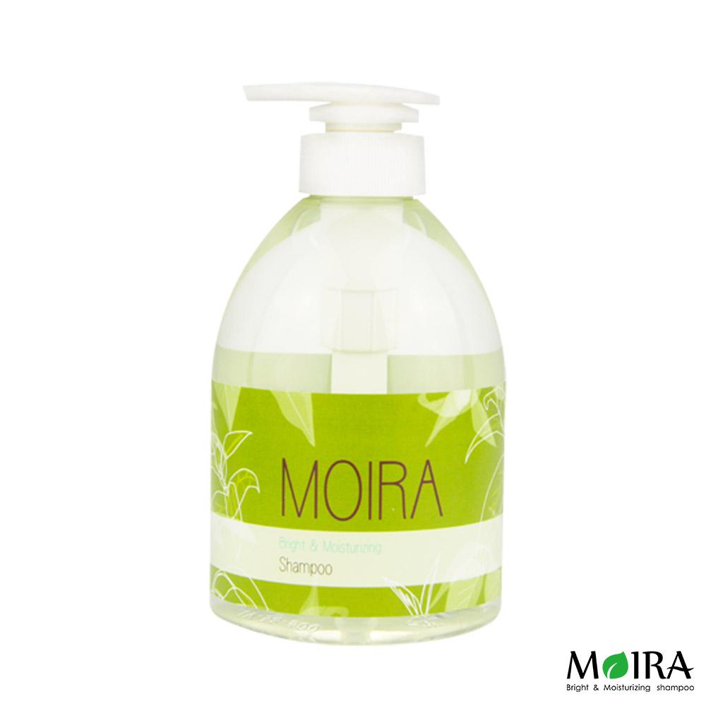 MOIRA莫伊拉 香水調 基礎保養 深層清潔洗毛精 500ml - 幽靜青竹