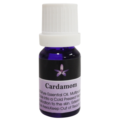 Body Temple 豆蔻 (Cardamom)芳療精油10ml