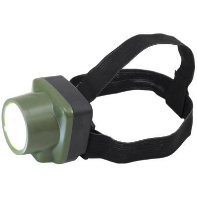充電式頭戴1W2段高亮度頭燈桌燈工作燈(2014-1)