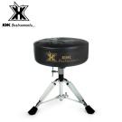 KHK DT1000C-BOK 強化鼓椅 黑底黑標款