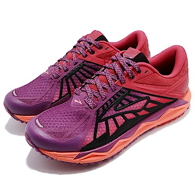 BROOKS 越野慢跑鞋 Caldera 女鞋