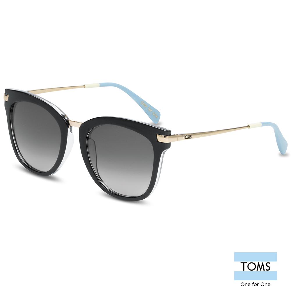 TOMS ADELINE  典雅氣質微貓眼款 太陽眼鏡-女款 (10002054)