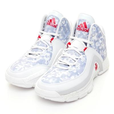 ADIDAS-J WALL 2男籃球鞋-白