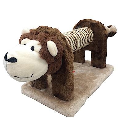 MDOBI摩多比-貓丸家 麻繩貓抓柱 頑皮猴麻抓柱