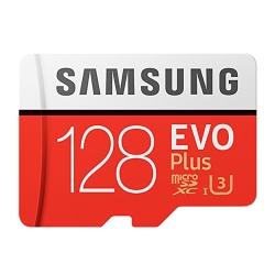 原1990)SAMSUNG三星 128G EVOPlus U3 microSDXC記憶卡