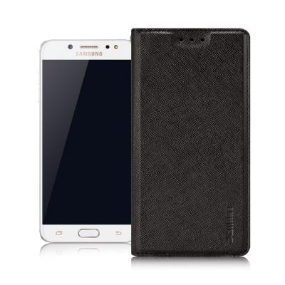 XM Samsung Galaxy J7+ 鍾愛原味磁吸皮套
