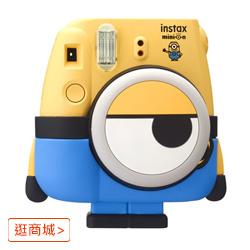 富士mini8小小兵拍立得相機