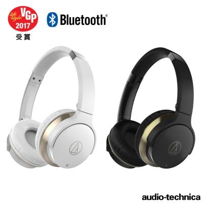 鐵三角ATH-AR3BT藍牙無線耳罩式耳機