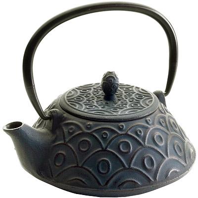 IBILI Oriental鑄鐵濾茶壺(波浪0.8L)