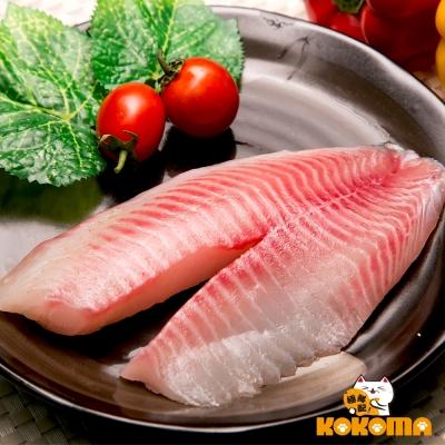 極鮮配 台灣鯛魚片(150g~200g/片)-10片入