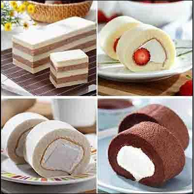 聖保羅烘焙廚房-口碑蛋糕-任選四入-重芋泥蛋糕-奶凍系列