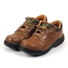 Kai Shin MIB 鋼包頭 安全工作鞋 駝色