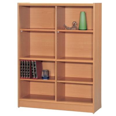 時尚屋 豪豐3x4尺開放式書櫃 寬90cm 多色可選-免組