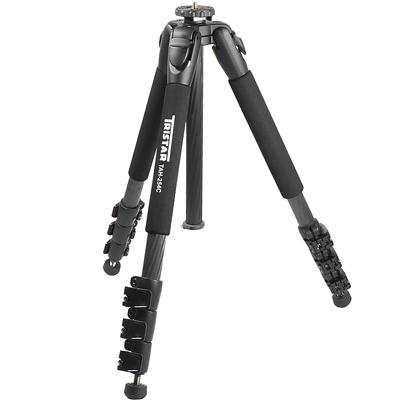 TRISTAR-TAH-254C-扳扣式碳纖維腳架