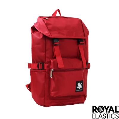 Royal Elastics - 英倫風休閒後背包 - Modern經典摩登系列 - 紅色