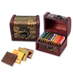 Diva Life 迷你珠寶盒-迷你珠寶盒巧克力
