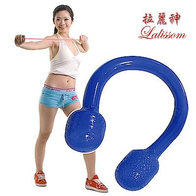 拉麗神保健有氧毛巾操健康彈力拉力繩〈4入〉彈力繩 拉力帶 健身帶 瑜珈繩 健身運動好