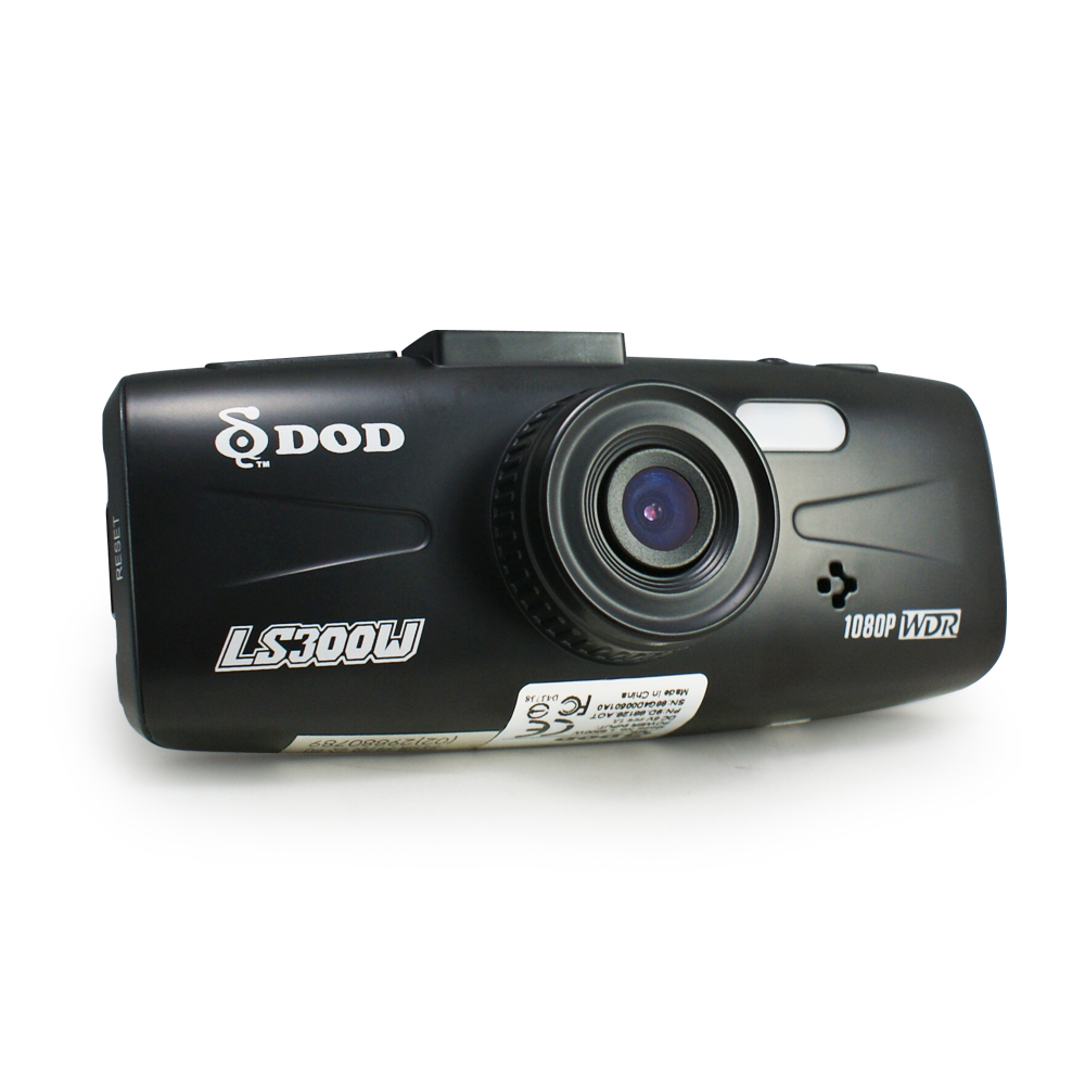 DOD LS300W 高清晰1080P WDR 行車記錄器