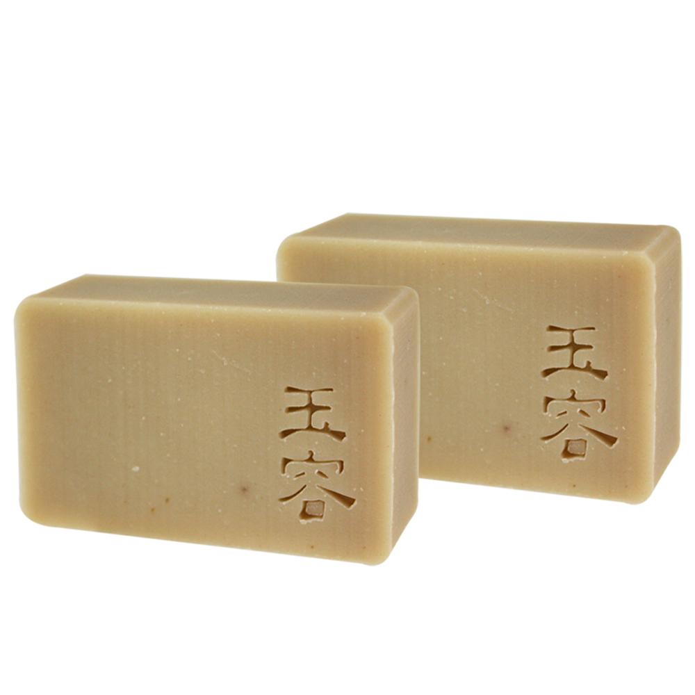 文山手作皂-淨白玉容(潔顏用)(100g)X2入組